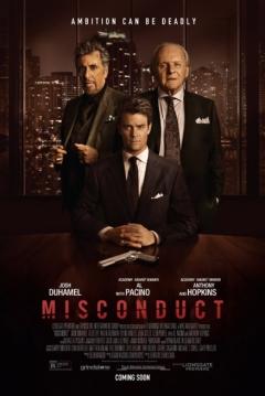 Poster Corrupción y Poder