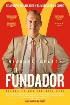 Poster El Fundador