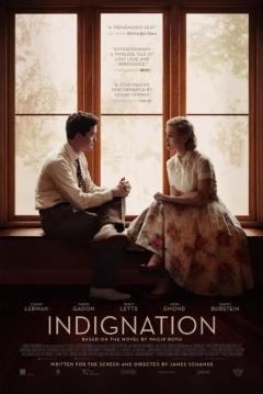 Poster Indignación