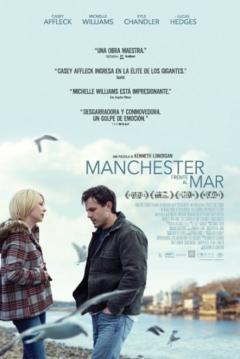 Poster Manchester frente al Mar