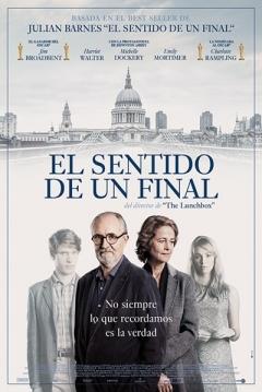 Poster El Sentido de un Final