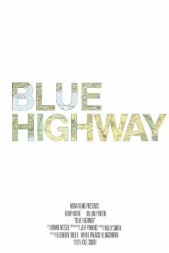 Poster Blue Highway