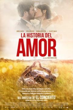 Poster La Historia del Amor