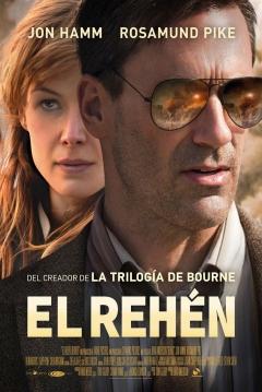 Poster El Rehén