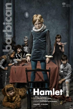 Poster National Theatre Live: Hamlet