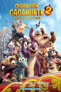 Poster Operación Cacahuete 2 - Misión: Salvar el Parque