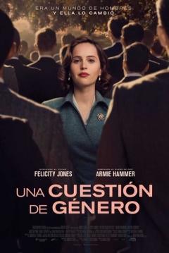 Poster Una Cuestión de Género