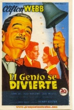 Poster El Genio se Divierte