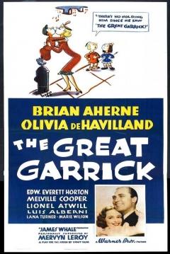 Poster The Great Garrick