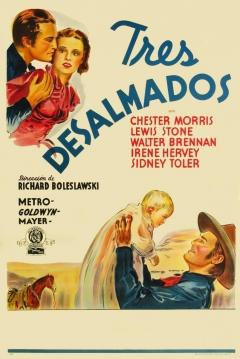 Poster Tres Desalmados