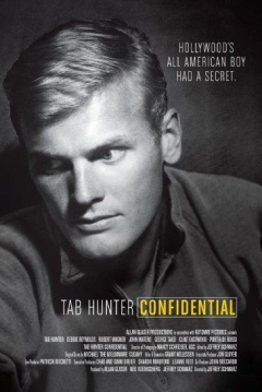 Poster Tab Hunter Confidential