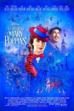 Ficha El Regreso de Mary Poppins