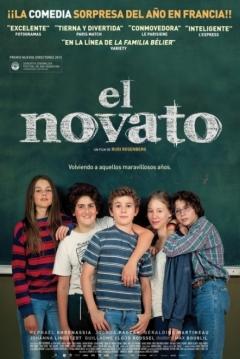 Poster El Novato