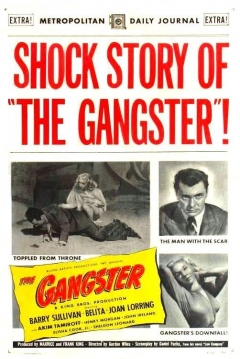 Poster The Gangster