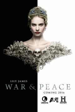 Poster Guerra y Paz
