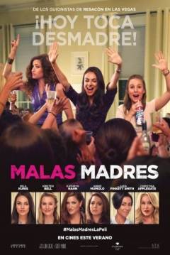 Poster Malas Madres