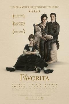 Poster La Favorita