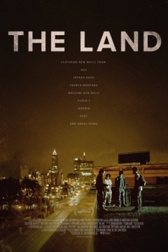 Poster The Land