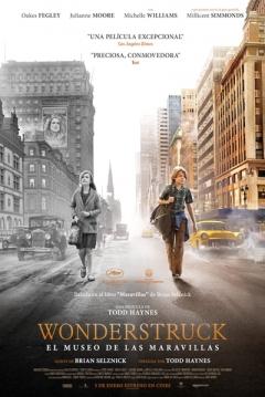 Poster Wonderstruck: El Museo de las Maravillas