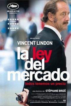 Poster La Ley del Mercado