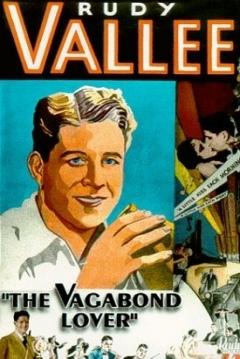 Poster The Vagabond Lover