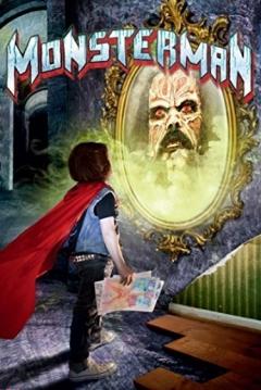 Poster Monsterman