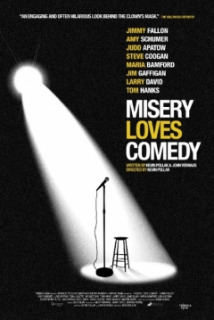Poster Misery Loves Comedy