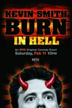 Poster Kevin Smith: Burn In Hell
