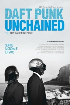 Poster Daft Punk Unchained