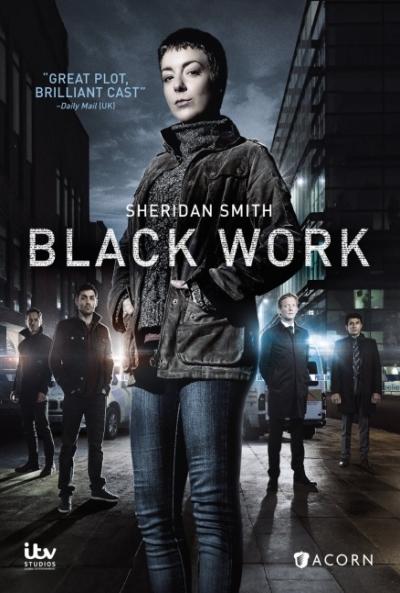 Poster Black Work