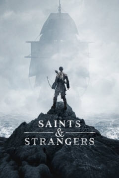 Poster Saints & Strangers