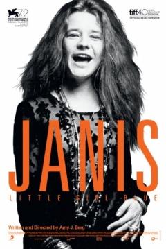 Poster Janis: Little Girl Blue