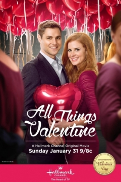 Poster All Things Valentine