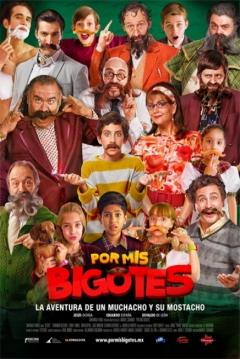 Poster Por mis Bigotes