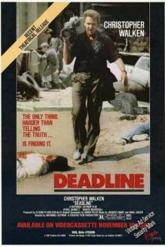 Poster Deadline