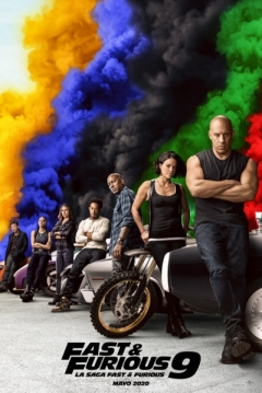 Poster Fast & Furious 9 (A Todo Gas 9)