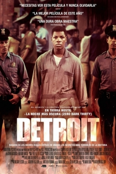 Poster Detroit