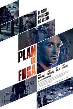 Poster Plan de Fuga