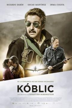 Poster Capitán Kóblic
