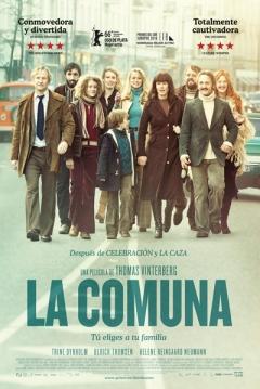 Poster La Comuna