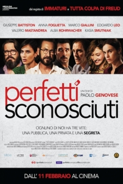 Poster Perfect Strangers