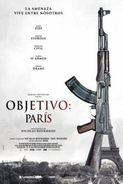 Poster Objetivo: París