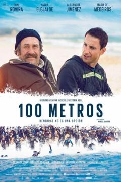Poster 100 Metros