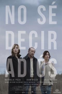 Poster No Sé Decir Adiós