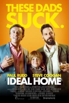 Poster Una Familia Ideal