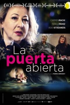 Poster La Puerta Abierta