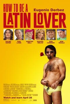Poster Cómo Ser un Latin Lover