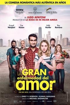 Poster La Gran Enfermedad del Amor