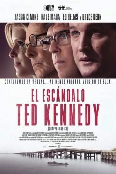 Poster El Escándalo Ted Kennedy