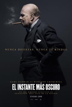 Poster El Instante más Oscuro